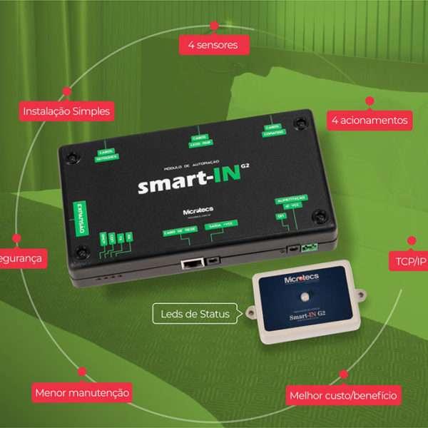 Automação Smart-in G2: entenda como funciona e economize energia em seu motel