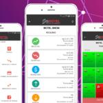 Telas App Sismotel