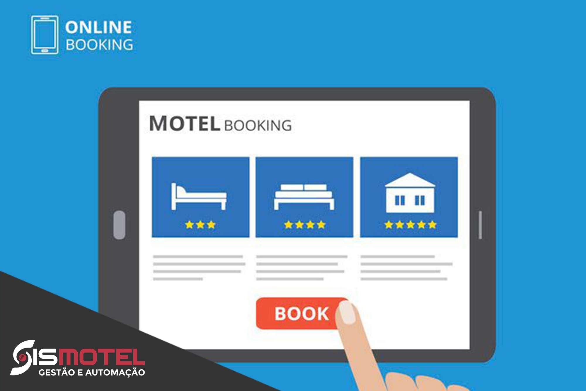Gerindo reservas em motéis